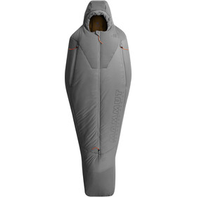 Mammut Protect Fiber Bag Sleeping Bag -18C L Men, titanium